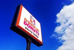 Danger Zone: Dunkin Brands Group (DNKN)