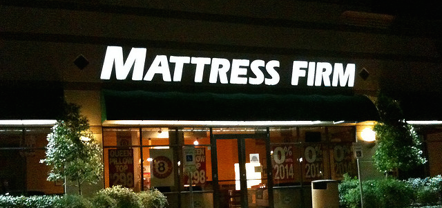 Danger Zone: Mattress Firm (MFRM)