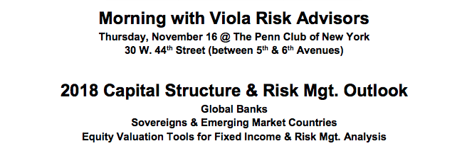 Viola Risk Advisors' Conference Features New Constructs