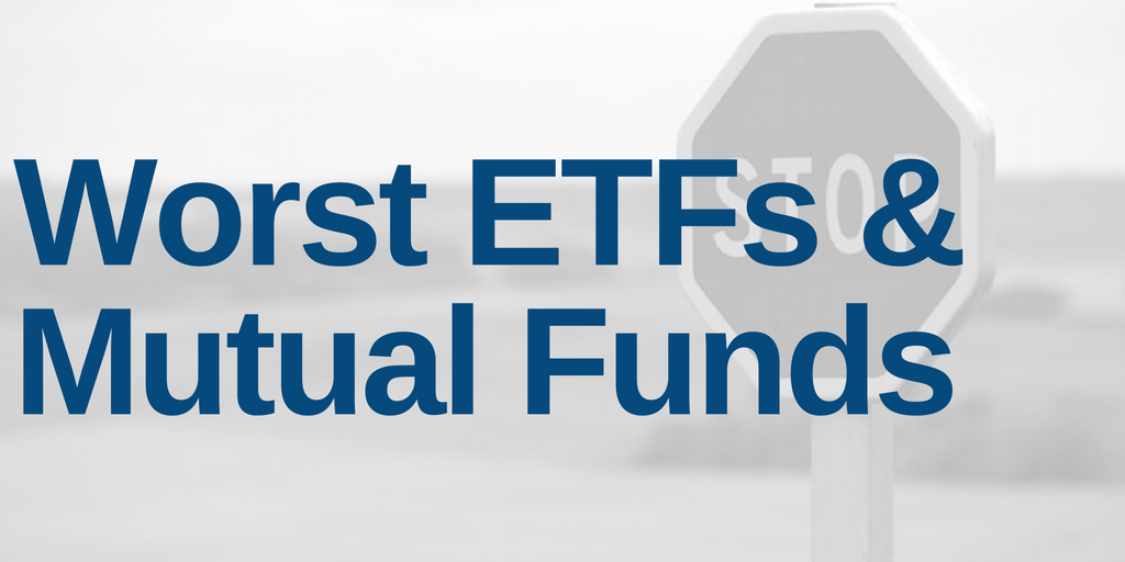 How To Avoid the Worst Sector ETFs 1Q19
