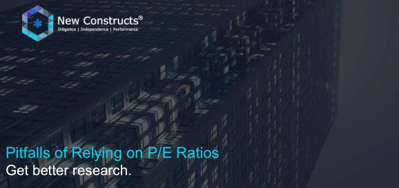 """Webinar """"Pitfalls of Relying on P/E Ratios"""" – Hosted by"""