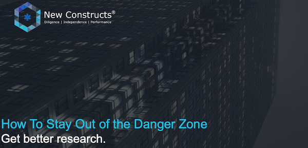"Webinar: ""How to Stay out of the Danger Zone"" – Hosted by Interactive Brokers"