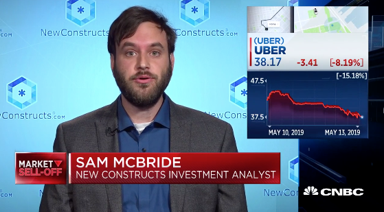 See Us on CNBC Talking Uber's IPO