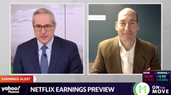The Truth About Netflix's Valuation – Yahoo Finance