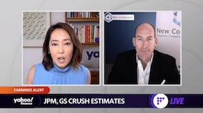Top Banks Crush Earnings: Yahoo! Finance